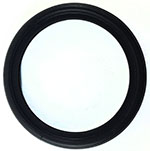 Seal for concealed flush pipe